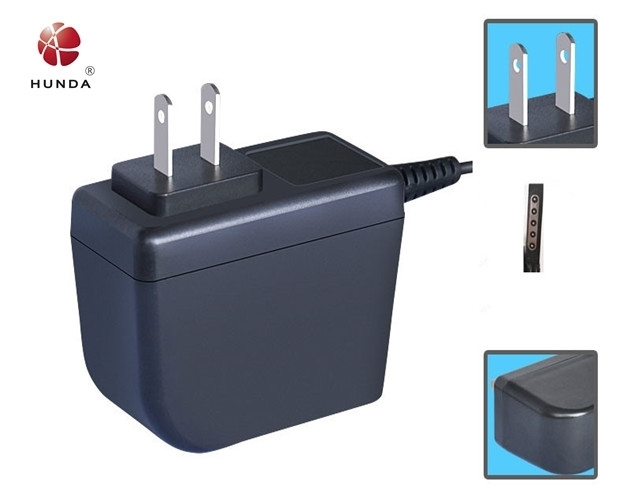 12v 2a Power Adapter Wall Travel Charger For Microsoft